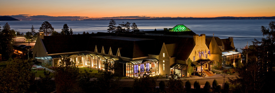 Charlevoix Casino Package